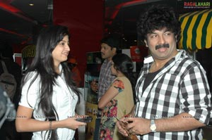 Nagavalli Special Screening at Cinemax