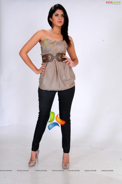 Deeksha Seth In Jeans