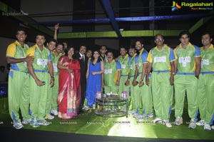 Celebrity Cricket League Season - 2 Curtain Raiser Set 4