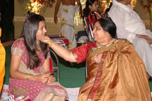 Padmini Priyadarshini & Naga Sudhir Wedding Function
