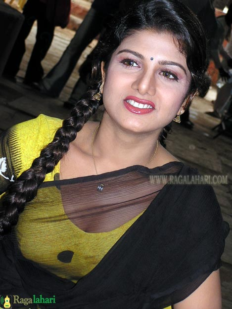 Rambha hot transparent half saree | Indian Actress Pictures