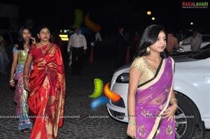 Allu Arjun Sneha Reddy Sangeet Function