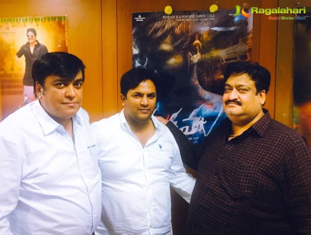 Asian Enterprises Sunil Bagged Nikhil Siddharth's 'Kesava ...