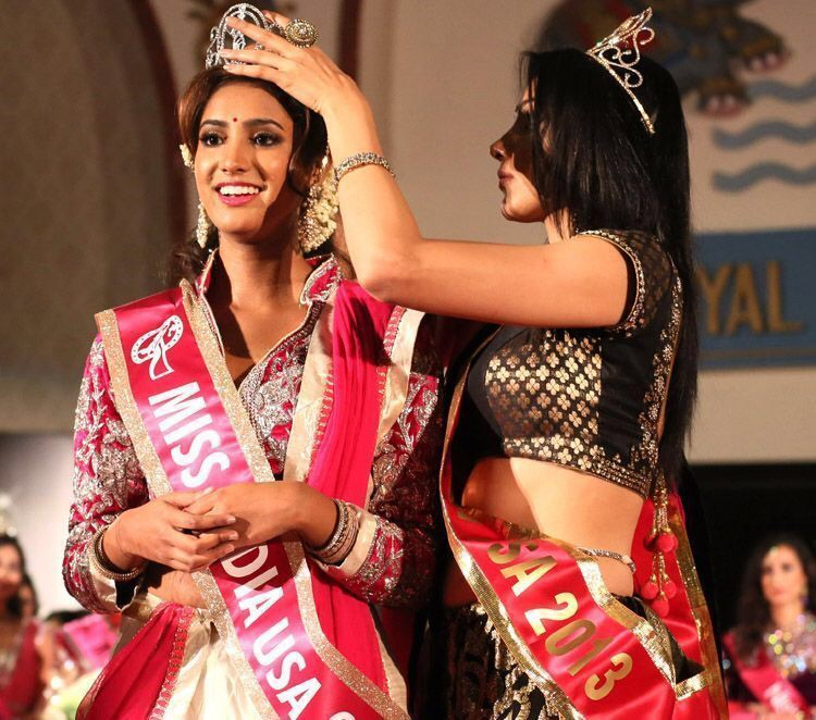 Pranathy Gangaraju crowned Miss India USA, 2014