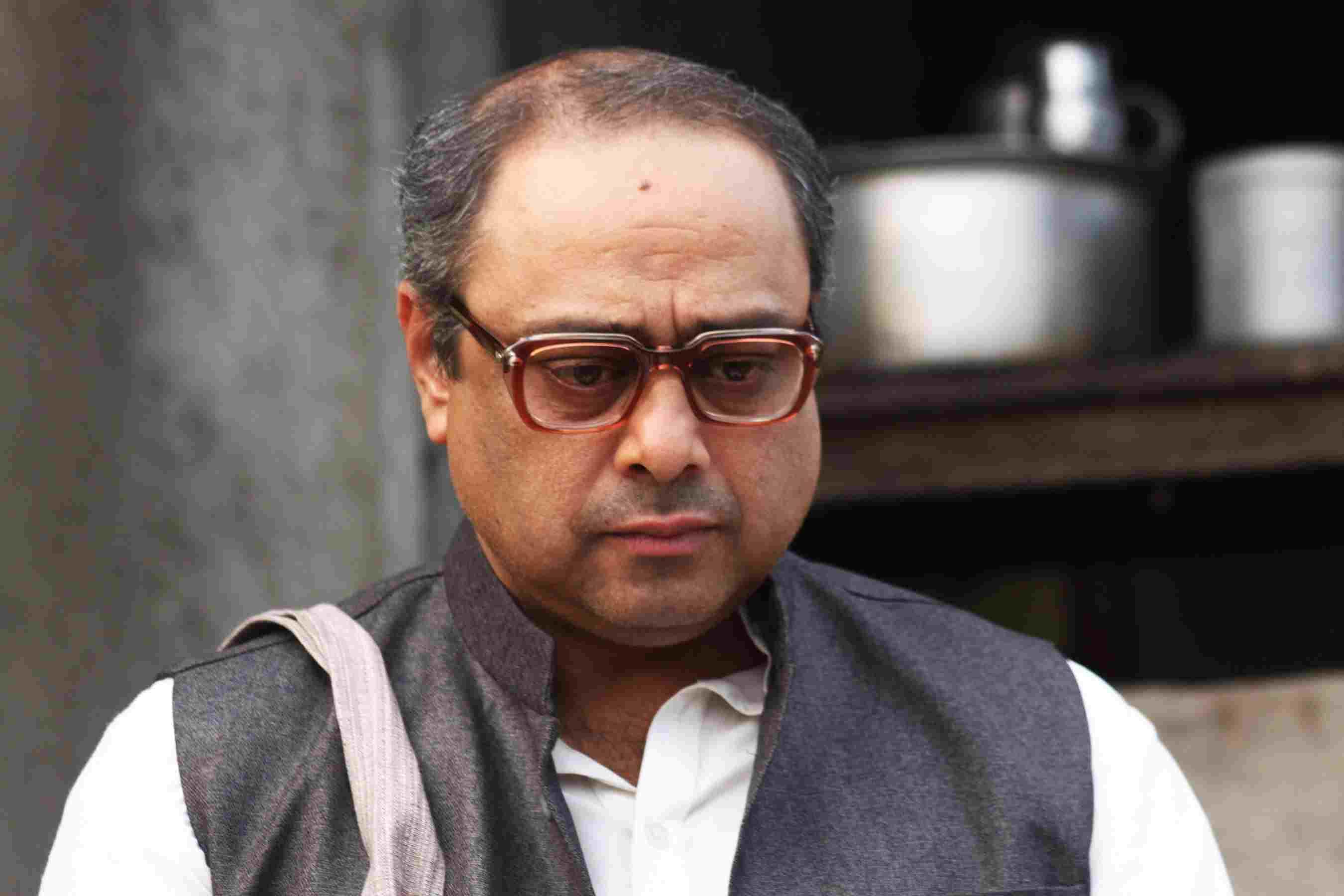 Sachin Khedekar Marathi actor Sachin Khedekar in Janatha Garage