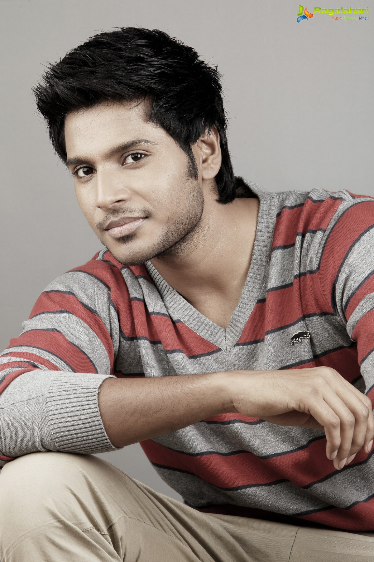 Sundeep Kishan Sundeep Kishan grabs public39s attention through Routine